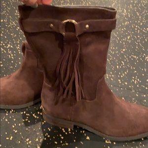 Michael Kors Brown Suede boot